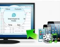 Con MobileGo puoi gestire i contenuti dell'iPad e trasferirli su PC Windows