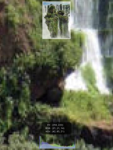 Photospector iPad pic2