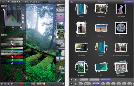 Photospector iPad pic0