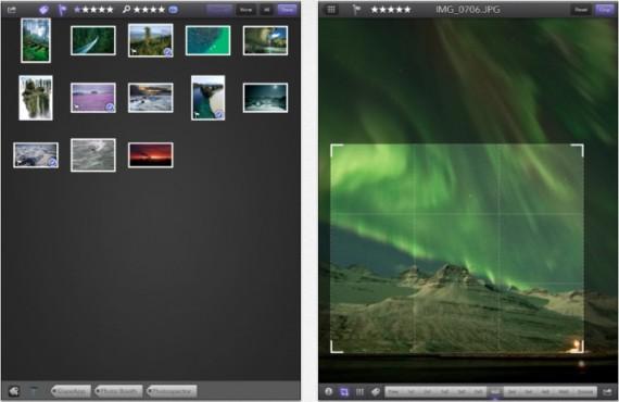 Photospector iPad pic1