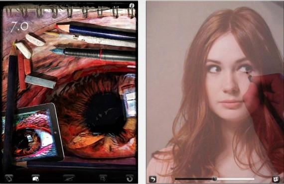 Camera Lucida iPad pic0