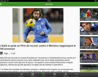 Tante notizie sul calcio con The Football App