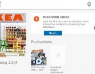 Con il nuovo catalogo Ikea puoi provare i mobili nella tua casa con l'iPad!