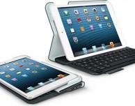 Logitech presenta una nuova tastiera per iPad mini: Ultrathin Keyboard Folio