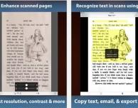 Scanner per iPad con sistema OCR grazie a PDFpen Scan+