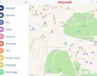 AroundMe si aggiorna con un rinnovamento grafico