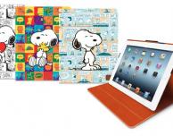 iLuv presenta le nuove custodie Snoopy per iPad mini