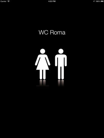 WC Roma: l\'applicazione che vi aiuterà a cercare un bagno pubblico ...