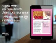 PiccoleRicette 4.0 arriva su App Store