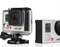 Ecco la GoPro Hero 3, compatibile anche con iPad