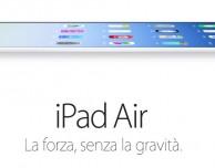 Da domani, iPad Air disponibile anche nei negozi Tim