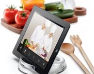 Cook Stand di Cellularline, il nuovo alleato dei cuochi tecnologici
