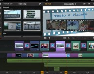 Con il nuovo Pinnacle Studio per iPad l'editing dei video creativi è facile e veloce