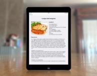 Il Mio Ricettario 2.0: un'app per chi vuole divertirsi in cucina