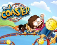 Puzzle Coaster: physical puzzle game con le montagne russe