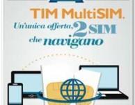 Con Tim MultiSIM sfrutti il traffico dati su 2 SIM