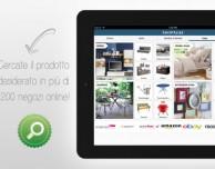 Confronta prezzi e offerte di vari negozi con l'app ShopAlike