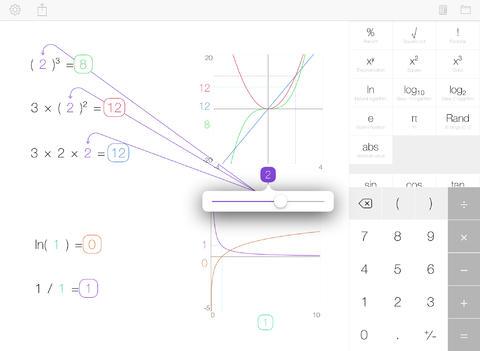 Tydlig - Calculator Reimagined iPad pic1