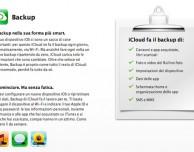 Backup su iCloud: qualche considerazione
