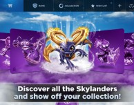 Skylanders Collection Vault arriva su App Store!