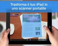 iPad come scanner con Scanner Pro, gratis per un breve periodo