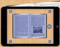 Con PDF Scanner il tuo iPad diventa un potente scanner portatile