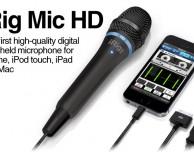 Registra la musica con il tuo iPad grazie a iRig Mic HD