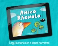 Amico Ragnolo: una tenera storia di amicizia