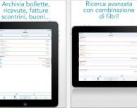 aBill: gestire facilmente le proprie ricevute e fatture su iPad