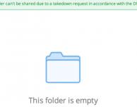 File protetti bloccati da Dropbox?