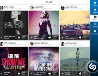 Disponibile su App Store un nuovo update per Shazam
