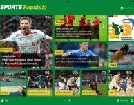 """Nuovo update per Sports Republic: design rinfrescato e """"One Feed"""""""