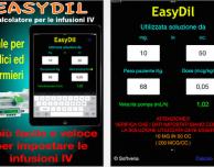 Misura la velocità di infusione e le dosi somministrate di un farmaco con EasyDil