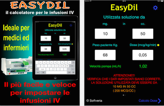 EasyDil - ipad - 1