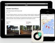 Grazie a Playground Around The Corner è possibile utilizzare l'iPad per trovare i parchi gioco pubblici sparsi in Italia e nel mondo