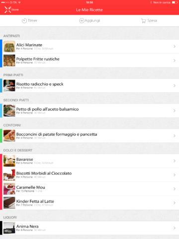 Youchef tantissime ricette per cucinare qualcosa di for Cucinare qualcosa di veloce