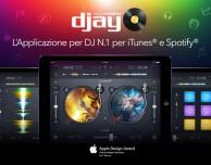 "Algoriddim aggiorna ""djay 2"" per iPad"