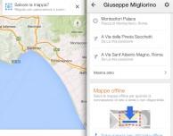 Google Maps: ecco come salvare le mappe offline