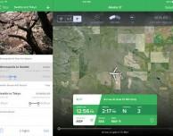 """Guarda FlightRadar, l'app per """"seguire"""" gli aerei arriva su iPad."""
