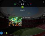 Si aggiorna l'app ufficiale della FIFA per i Mondiali
