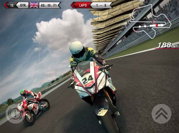 sbk14 614x457 SBK14 Official Mobile Game arriva finalmente su iPhone, iPod e iPad
