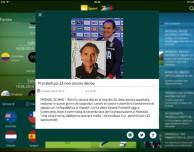 Con Raisport Mondiali 2014 puoi vedere le partite su iPad