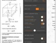 Calcola le proprietà atmosferiche con ISA Calc Pro