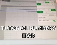 Video Tutorial Numbers iPad – Puntata 1