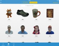 itSeez3D: un'app per la scansione in 3D