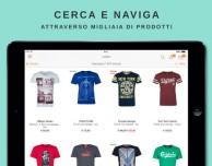 Shopping su iPad grazie a Zalando