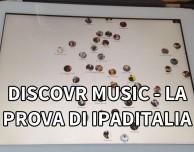 DiscovR Music – La Prova di iPadItalia