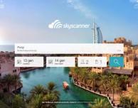 Skyscanner: confronta gli alberghi con la nuova app