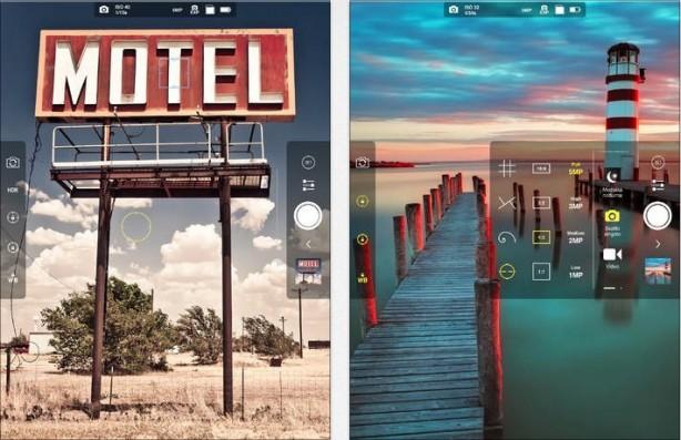 ProCam XL 2 - Fotocamera e Editor Foto iPad pic0