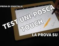 Uni-Posca Touch: come funziona il nuovo pennino per iPad e iPhone?